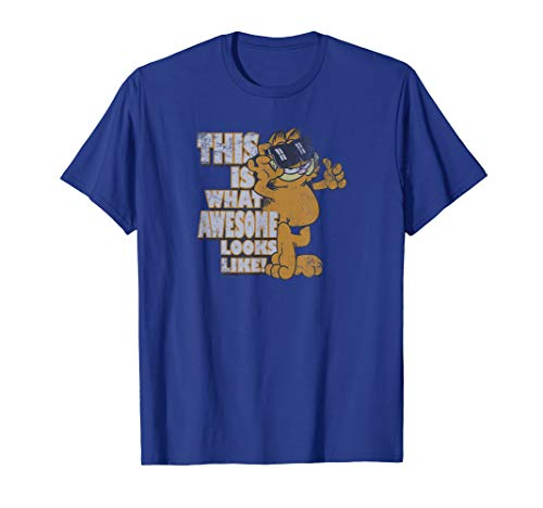 Garfield Awesome T Shirt