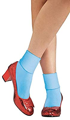 Wizard Of Oz Secret Wishes Dorothy'S Ruby Slippers Costume