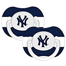 New York Yankees Pacifier - 2 Pack [Baby Product]