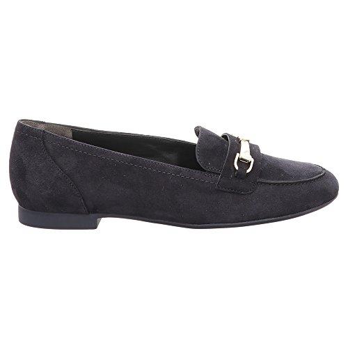 Paul Green Women's 2346-012 Loafer Flats Blue 4y8gW
