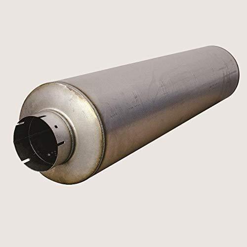 Donaldson M100465 Muffler (Round Style 1)