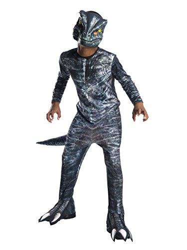 Rubie's Jurassic World: Fallen Kingdom Child's Velociraptor Costume, Small -