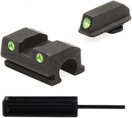 Meprolight WALTHER P99, PPQ 9/40 COMPACT SET TD + Ultimate Arms Gear 3/32 Pin Punch Armorers Tool