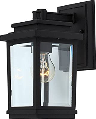 Artcraft Lighting Fremont Outdoor Wall Sconce, Black by Artcraft Lighting