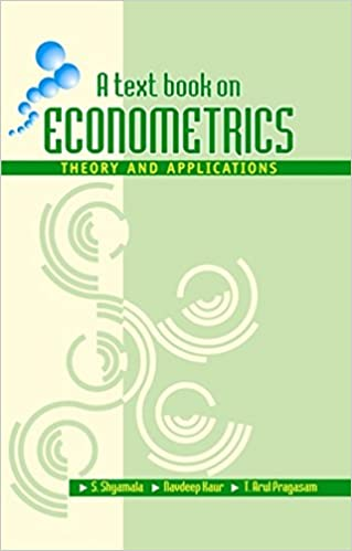 Amazon buy a text book on econometrics book online at low prices amazon buy a text book on econometrics book online at low prices in india a text book on econometrics reviews ratings fandeluxe Gallery
