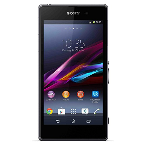 Sony Xperia Z1 C6902 16GB Unlocked GSM Waterproof Smartphone w/ 20MP Camera and Shatter-Proof Glass - - Xperia Gps Sony
