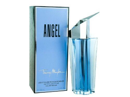 Price comparison product image Angel By Thierry Mugler For Women. Eau De Parfum Spray Refillable 3.4 oz