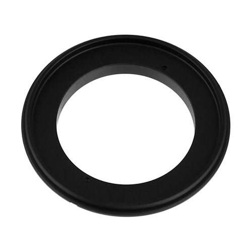 Fotodiox 67mm Filter Thread Macro Reverse Mount Adapter Ring for Canon EOS Camera with 67mm filter thread ()