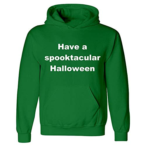 Groovy Gifts For All Have a Spooktacular Halloween - Hoodie Irish Green -