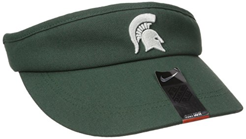 (Nike Michigan State Spartans Sideline Coaches Visor)