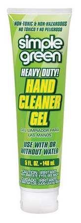 Hand Cleaner, Gel, Sassafras, 5 oz. - Simple Green Hand Cleaner