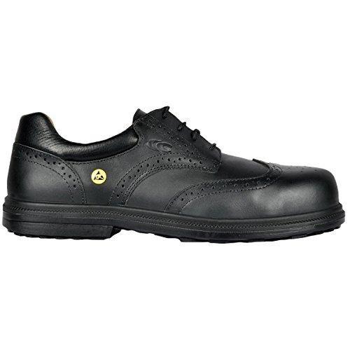 Cofra Ripon S1P ESD SRC par de zapatos de seguridad talla 43NEGRO