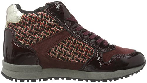 Marc Shoes Damen Raven High-Top Rot