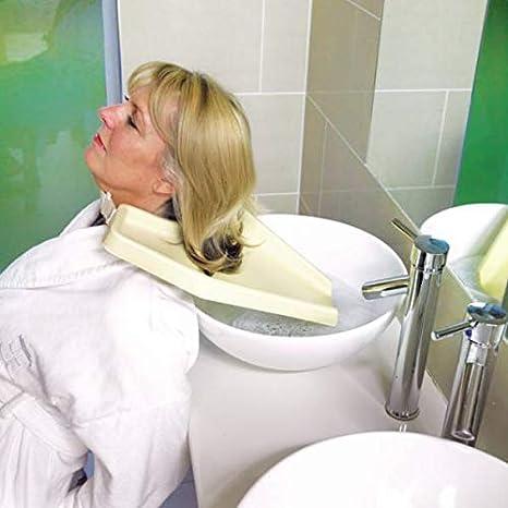 Homecraft–Bandeja para lavar el pelo para fregadero
