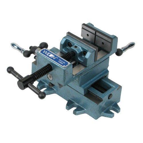 Wilton 11695 Cross Slide Drill Press Vise - 5 in. Jaw Width,
