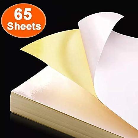 imustech brillante adhesivo de papel para correo, Pegatinas ...