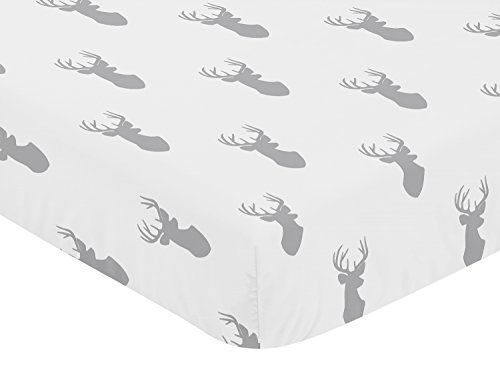 Fitted Woodland Toddler Bedding Collection