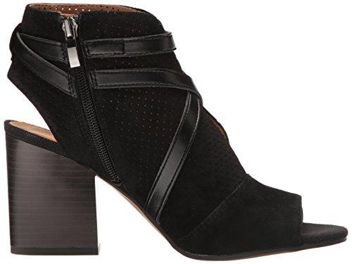 Franco Sarto Womens Fantana Mode Boot Svart