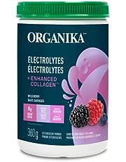 Organika electrolytes + Enhanced Collagen - Hydration + protein 360 gram