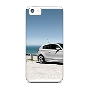 High Grade SuperMaryCases Flexible Tpu Case For Iphone 5c - Bmw