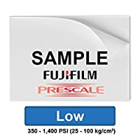 Fujifilm Prescale Sample - Low - Tactile Pressure Indicating Sensor Film