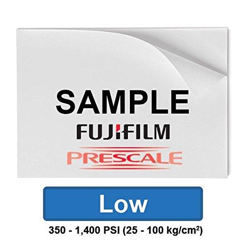 Fujifilm Prescale Sample - Low - Tactile Pressure Indicating Sensor Film