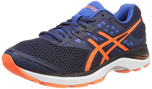 Gel-Pulse 9 Mens Running Shoes - Dark Blue DARK BLUE/SHOCKING ORANGE/VICTORIA BLUE