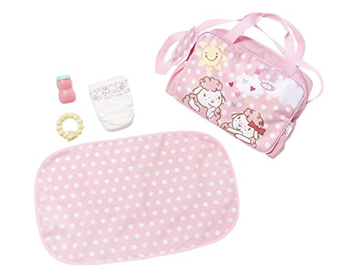 Zapf Creation Baby Annabell 700730 Changing Bag Doll for sale  Delivered anywhere in USA
