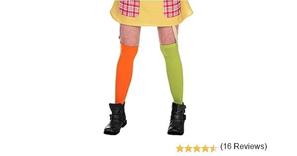 Generique Medias de Pippi calzaslargas mujer: Amazon.es: Juguetes ...