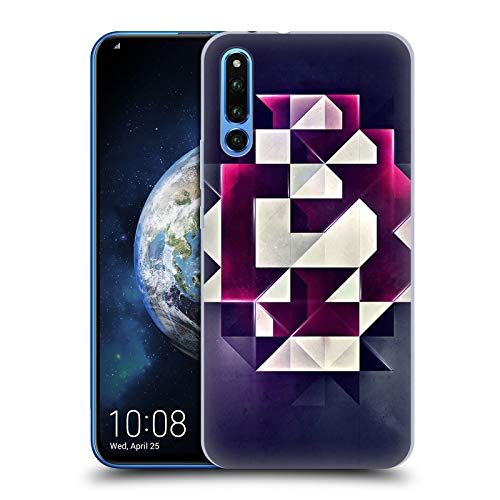 Official Spires Ruby Pendant Shapes Hard Back Case Compatible for Huawei Honor Magic -