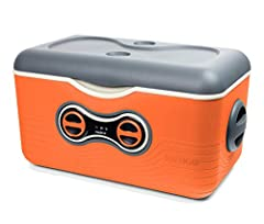 Cooler with Bluetooth