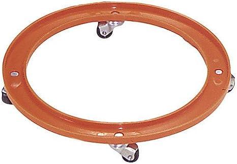 Wolfpack 5100300 Soporte para bombona butano (plástico), Multicolor, 30x4x30 cm