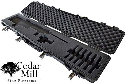 Waterproof Hard Shell Tactical Rifle Shotgun Case
