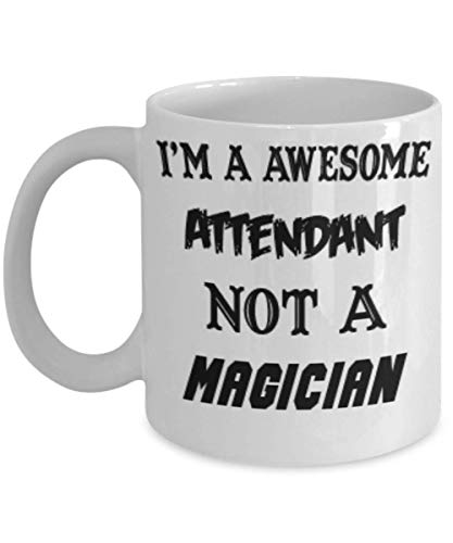I'm An Awesome Attendant Gifts 11oz Coffee Mug