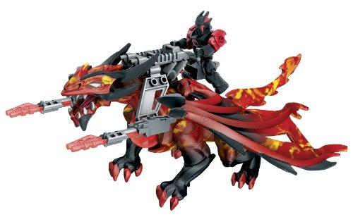 Mega Bloks Dragon Blaze Jinryu ()