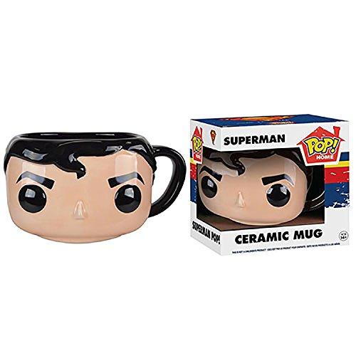 (Funko POP Home DC Comics Superman Ceramic Mug)