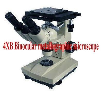 GOWE 4XB Binocular metallographic microscope