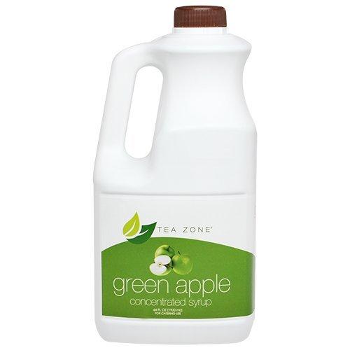 Tea Zone Green Apple Syrup