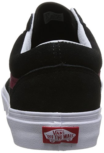 – Skool Old Sneaker Oversized Lace Unisex Adulto Vans Nero xqvIFpp
