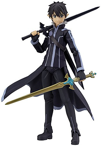 Max Factory Sword Art II Kirito Alfheim Online Version Figma Action Figure