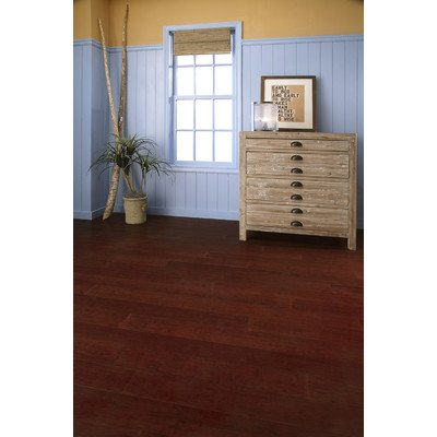 "3-5/8"" Solid Bamboo Flooring in Equinox"