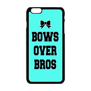 Cool Painting bows over bros Phone Case for Iphone 6 Plus