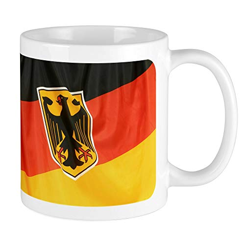 Mug (Coffee Drink Cup) German Flag ()