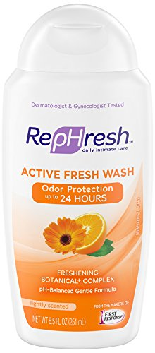 RepHresh Wash Active Fresh Ounce