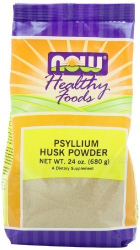 Now Foods Psyllium Husk Powder (72 oz) by NOW Foods