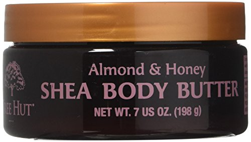 - Tree Hut Shea Body Butter - Almond & Honey: 7 OZ