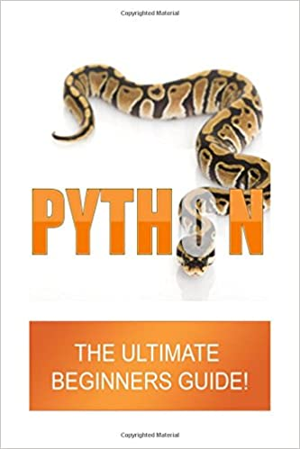Book Python: The Ultimate Beginners Guide