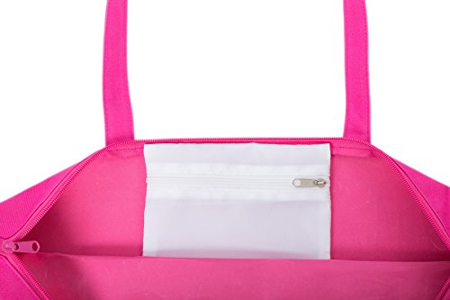 Para Mujer Toalla Playa Mar Azul Bolsa de de Fairee Piezas suave Airee de Caballo Rosa 2 Playa Fuerte qISESwtc