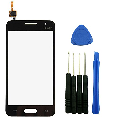 Touch Screen Digitizer for Samsung Galaxy Core 2 Duos G355 (Black) - 1
