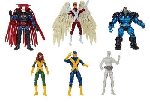 Exclusive San Diego Comic Con SDCC 2012 X-Men Collector 6 Figure Set Marvel Universe X-Factor [ parallel import goods ]